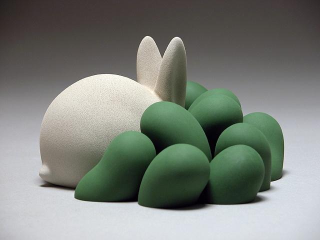Greener Greens (The White Rabbit)