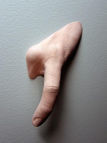 Dangle (Self-Portrait)