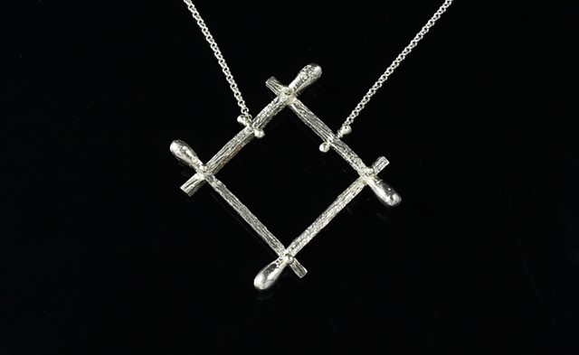 Catch A Fire Necklace