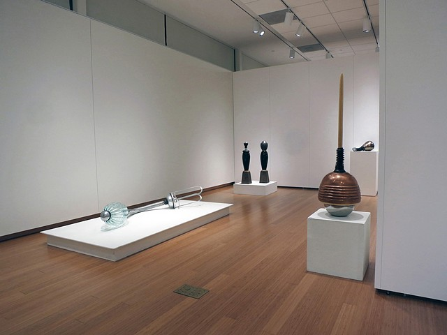 Alchemy of Objects exhibition view 4