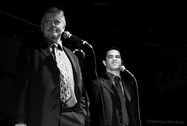 Dave Foley & Samm Levine