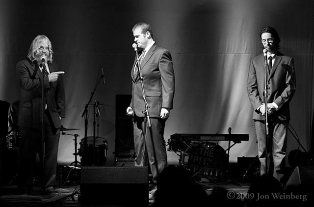 John Ennis, Eric Edelstein & Martin Starr