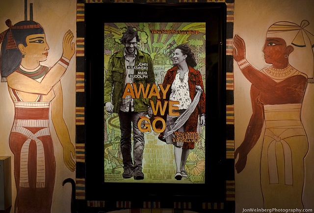 Away We Go Benefit Screening and Q&A