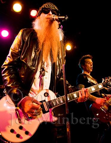 Billy Gibbons & Billy Morrison