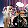 Mike Patton at the Drums with Puffy