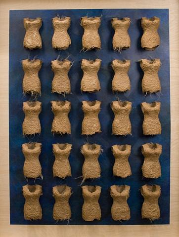 25 Shabby Pampas Grass Dresses