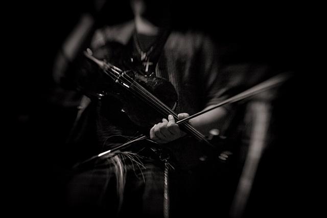 bow & violin
