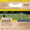 Peak Organic Beer Summer Session Ale Packaging