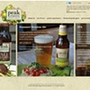 Peak Organic Beer Website - Summer Session Shots