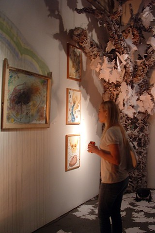 The Meat, goforaloop gallery, 2008