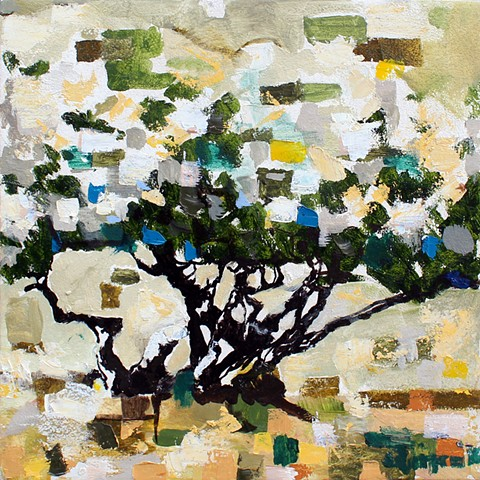 oilpainting, contemporaryart, fineart, trees, abstractart