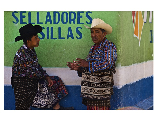 Two Men Solola