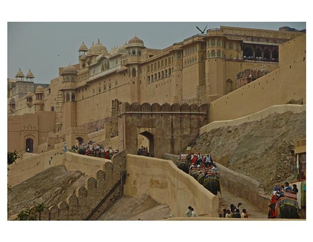 Red Fort, Jaipur