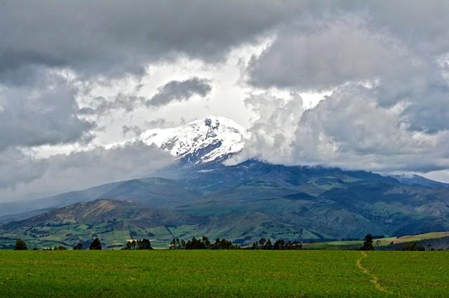 Cayambe, Mountain, Ecuador