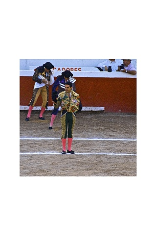 Bullfighting in San Miguel de Allende Mexico