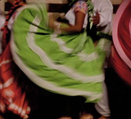 Oaxacan Dancers #3