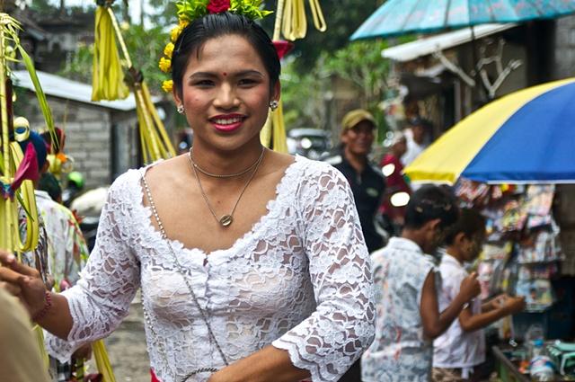 Boy's Festival #6, Pura Duurbingin, Tegallalang, Bali