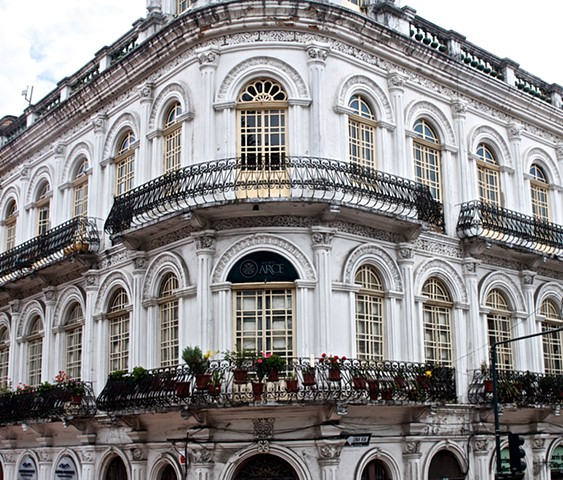 Architecture of Cuenca, Ecuador