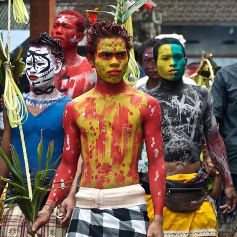 Boy's Festival #7, Pura Duurbingin, Tegallalang, Bali