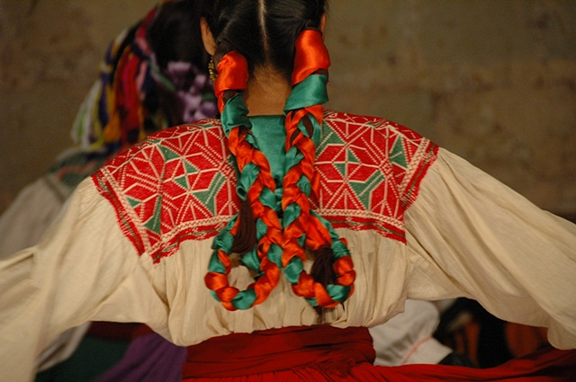 Oaxacan Ribbons