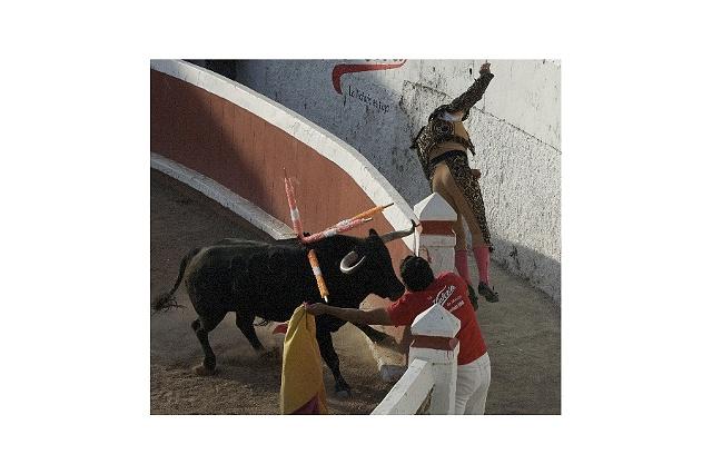 Bullfight #9