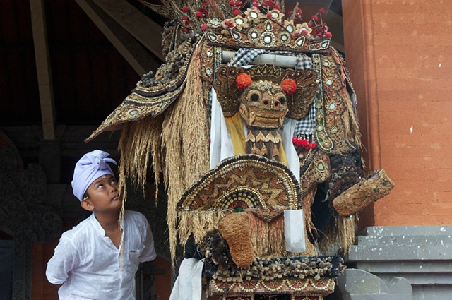 Bali Barong Boy