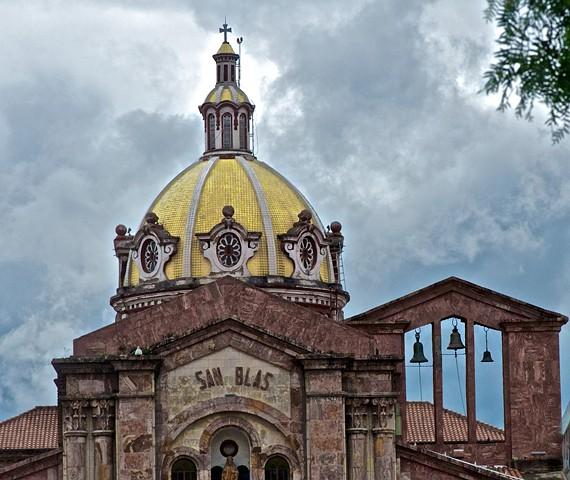 Cuenca, Ecuador, San Blas Church