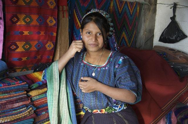 Guatemalan Lady