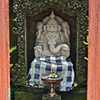 Ganesha in the Doorway