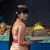 Girl in the market