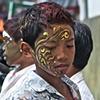 Boy's Festival #3, Pura Duurbingen, Tengallalang, Bali