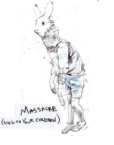 Massacre (sing to your children)