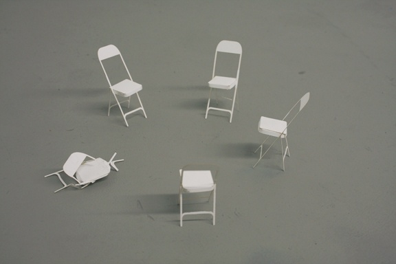 Chairs I (detail)