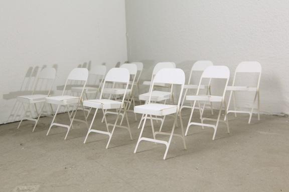 Chairs VI (detail)