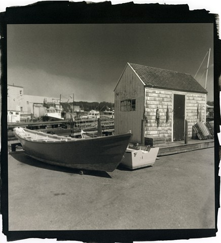 Gloucester Fisher Shed