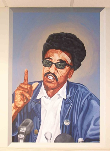 H. Rap Brown (Hubert G. Brown)