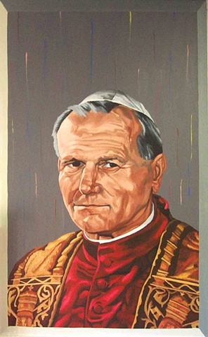 Pope John Paul 2nd