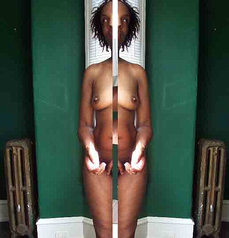 Metaphysical Nude #2(spiritual)