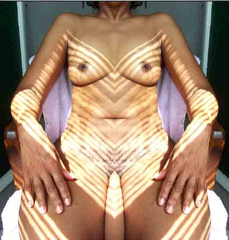 Surreality Nude #3(body)