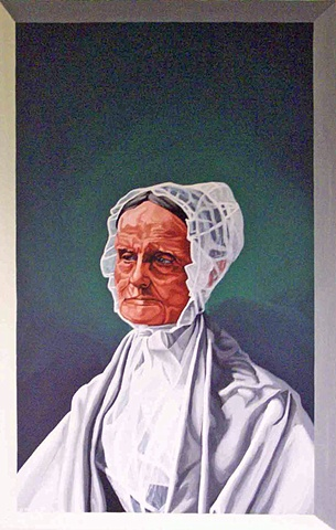 Lucretia Mott