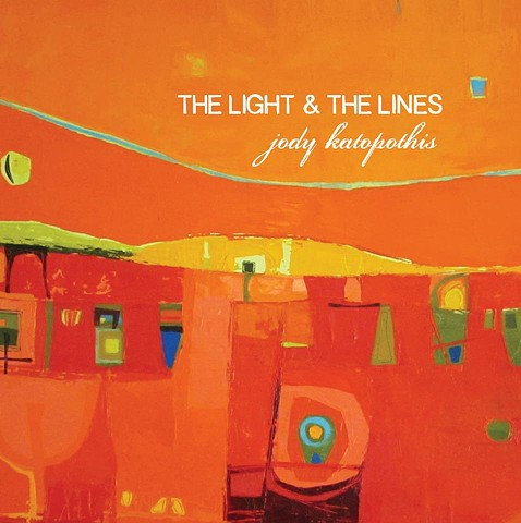 The Light & The Lines album cover art