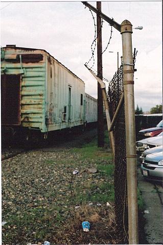 Fence, Roseville C.A.