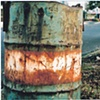 Oil Barrel, Roseville, C.A.