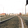 Train Tracks, Roseville, C.A.