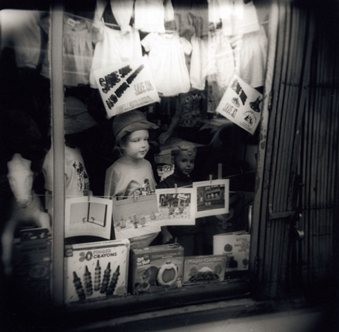 Mannequins, Greenwich Village, NYC