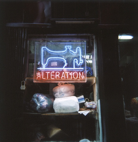 Alteration, NYC