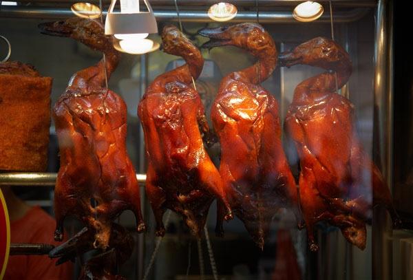 Peking Duck, Singapore