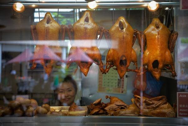 Food Hawker Ctr, Singapore