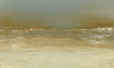 Water, abstract, soft aqua blue, warm grays, sepia white, beach