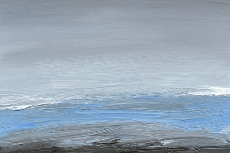 Water, abstract, gray, blue, white